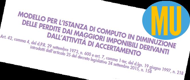 modello editabile IPEA