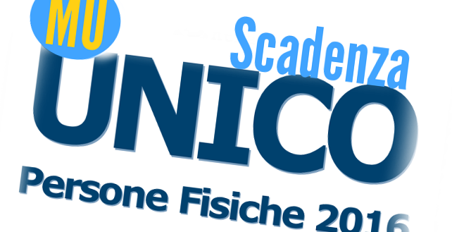 Unico PF 2016 editabile