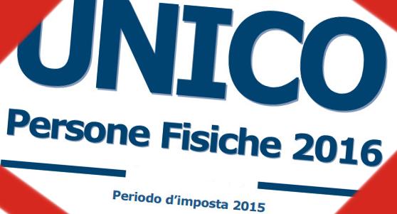 CHI DEVE UTILIZZARE L'UNICO – DICHIARAZIONE DEI REDDITI 2016
