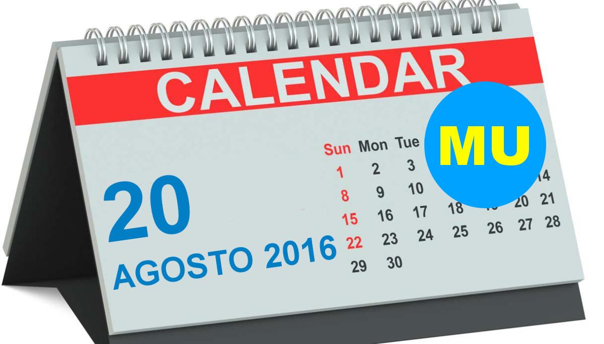 20 agosto giorno scadenze fiscali moduliutili for Istruzioni compilazione f24 elide